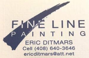 Fineline Painting | Los Gatos CA